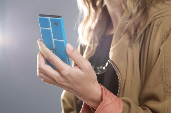 """Motorola công bố dự án điện thoại """"xếp hình"""" Project Ara"""