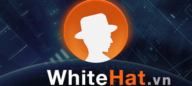 Diễn đàn hacker mũ trắng WhiteHat.vn chính thức ra mắt