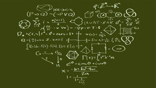 """Nghệ thuật """"chìm"""" trong những công thức toán học"""