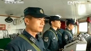 Trung Quốc lần đầu khoe tàu ngầm hạt nhân