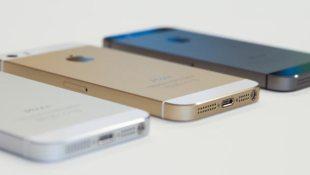 Một số iPhone 5s dính lỗi hao pin