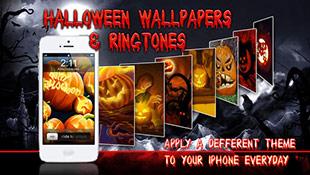 Hoá trang kỳ quái cho iPhone để đón Halloween