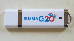 Nga dùng USB cài trojan theo dõi các lãnh đạo G20?