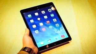 """iPad Air - """"máy tính bảng tốt nhất"""""""