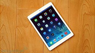 Đánh giá nhanh iPad Air