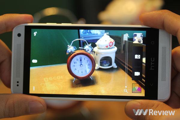 Đánh giá HTC One mini