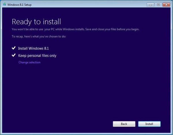 đánh giá windows 8.1