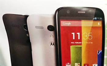 Rò rỉ Motorola Moto G màn hình 4.7 inch, kế thừa Moto X