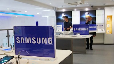 Samsung vượt Apple về lãi
