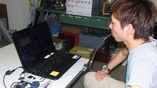 Nhật Bản phát triển công nghệ điều khiển chuột bằng... hơi thở