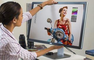Dell ra mắt UltraSharp UP3214Q 32 inch, độ phân giải siêu nét