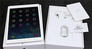 Màn đọ tốc độ của 5 phiên bản iPad