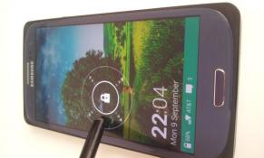Trên tay Samsung Z9005 Redwood chạy Tizen OS