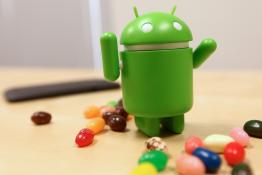 Hơn 50% thiết bị Android đã lên Jelly Bean