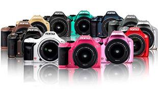 Những máy ảnh DSLR tốt nhất của Pentax