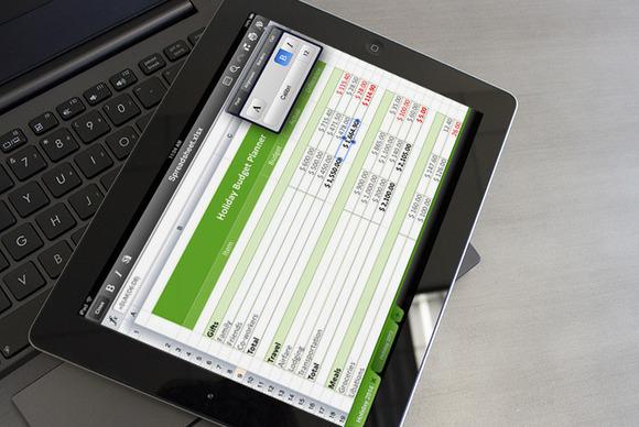 Mẹo biến tablet thành trợ lý văn phòng