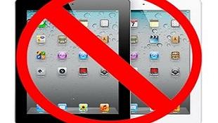 Chính phủ Anh cấm iPad tại cuộc họp nội các