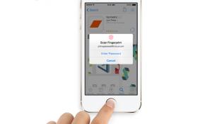 Mỗi Touch ID chỉ tương thích với một chip A7 duy nhất