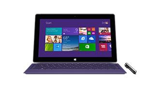 """Microsoft """"ăn bớt"""" hơn 50 GB trên Surface Pro 2"""