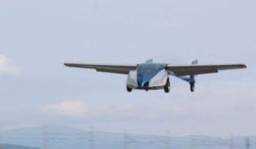 Cận cảnh ô tô bay AeroMobil 2.5