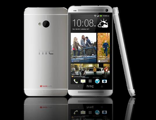 câu chuyện HTC thành bại
