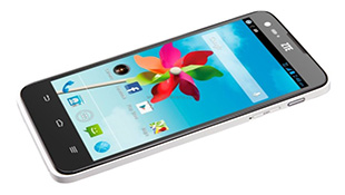 ZTE ra mắt smartphone Grand S Flex, viền siêu mỏng