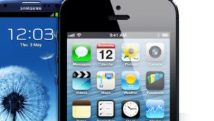 250 triệu smartphone đã được bán ra trong quý III/2013