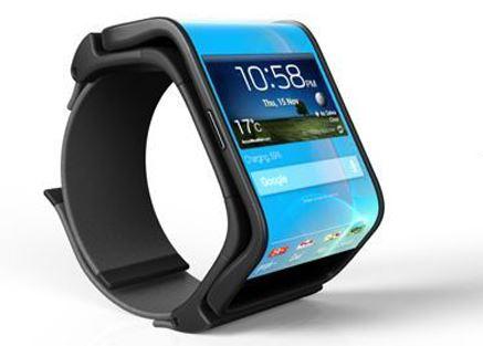 Samsung sẽ ra màn hình cong vào 2014, màn hình gập vào 2015