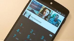 Ảnh đại diện Google+ sẽ xuất hiện khi gọi điện trên Android