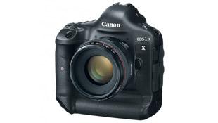 Canon giới thiệu máy ảnh DSLR chuyên nghiệp EOS-1D X