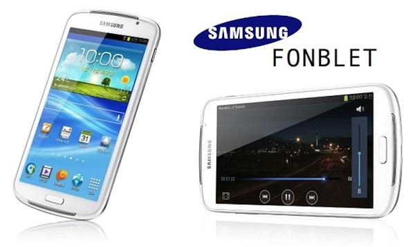 """Samsung làm trò cười với fonblet và màn hình """"quá nét"""" 500ppi"""