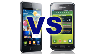 Đọ cấu hình Galaxy Nexus, Galaxy S II, Droid Razr và iPhone 4S