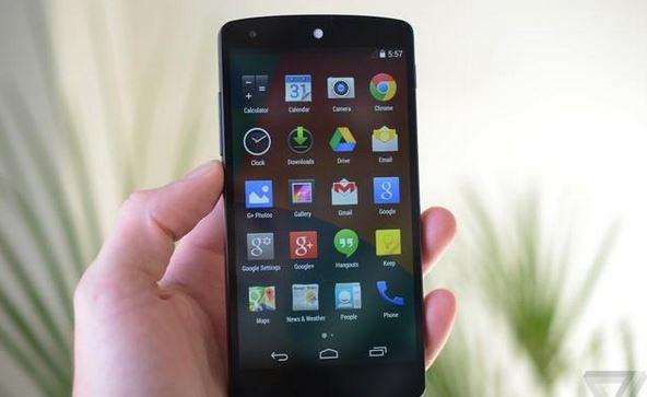 Thử nghiệm pin Nexus 5: Không ấn tượng!