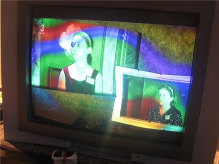Bức xạ từ từ màn hình CRT