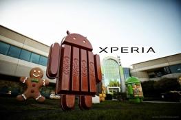 Sony tiết lộ kế hoạch nâng cấp lên Android 4.4 KitKat