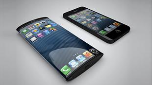 iPhone 2014: Máy cong, màn hình 4.7 inch và 5.5 inch