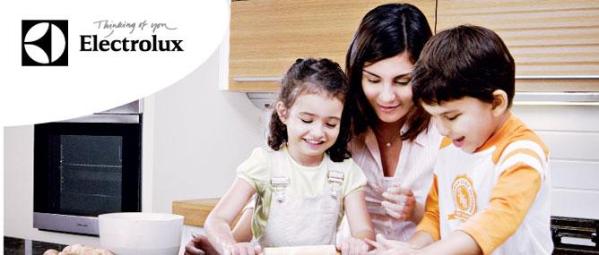Electrolux khuyến mãi, giảm giá bếp gas, máy hút mùi đến ngày 5/1/2012