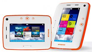 Polaroid ra mắt Kids Tablet 2 dành cho em nhỏ