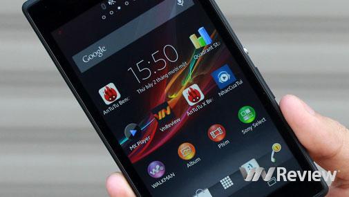 Đánh giá Sony Xperia C