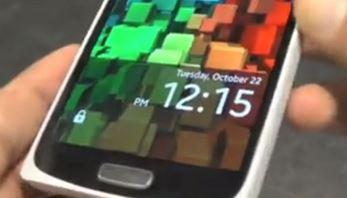Smartphone chạy Tizen OS của Samsung lộ điểm benchmark