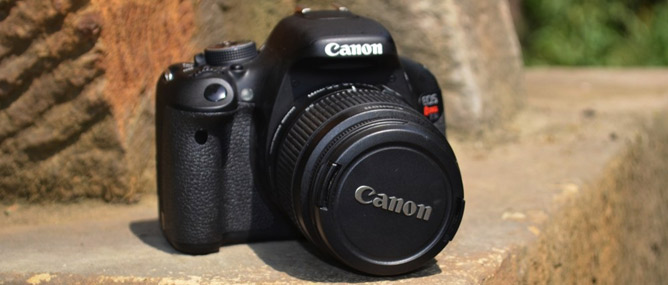 Đánh giá Canon EOS 600D