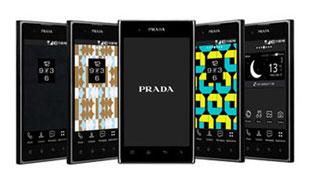 Các hình ảnh cận cảnh LG Prada 3.0