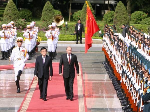 Nghị trình năng lượng của Tổng thống Putin tại Việt Nam