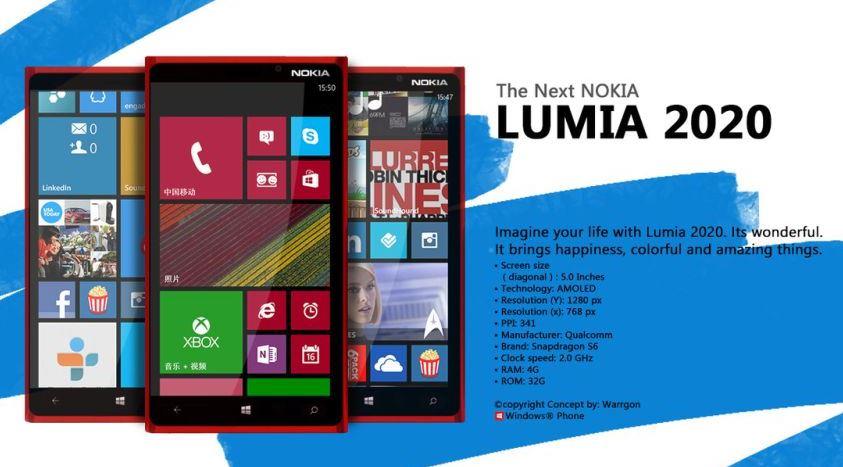 Rò rỉ Nokia Lumia 1820 và máy tính bảng Lumia 2020 sắp ra mắt