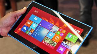 Nokia ra mắt tablet Lumia 2520 kèm phím Cover, giá từ 15 triệu đồng