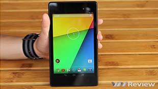 Nexus 7 2013 chính thức bán ra tại Việt Nam, giá từ 6 triệu đồng