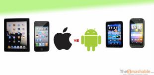 """Tại sao nói Google đang """"nuốt chửng"""" Apple?"""