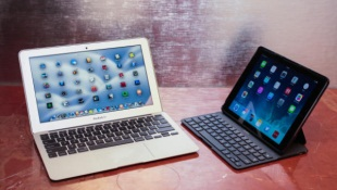 iPad Air, MacBook Air: Chọn máy nào?