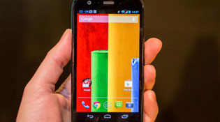 Motorola chính thức ra mắt Moto G, giá 179 USD