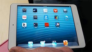iPad mini Retina nhanh gấp 5 lần phiên bản trước
